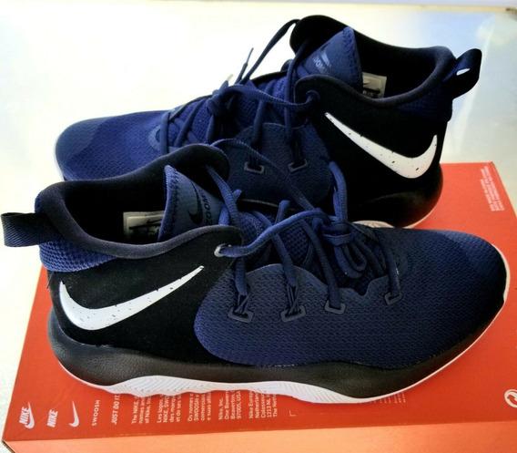 Tenis Nike Zoom Rev Ii Tb Azul Marino Originales Nuevos!!!!!