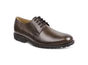 Sapato Social Masculino Derby Sandro Moscoloni Nca Marrom