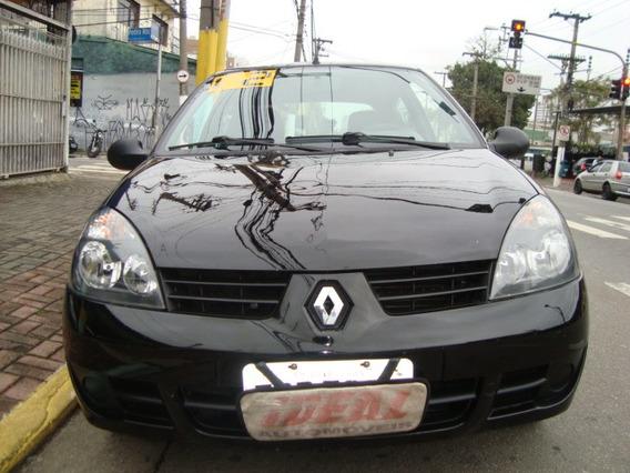 Renault Clio 2012 1.0 16v Hi-flex 2012 - Esquina Automoveis