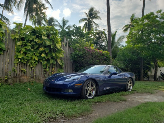 Chevrolet Corvette M Coupe 6vel Mt 2006