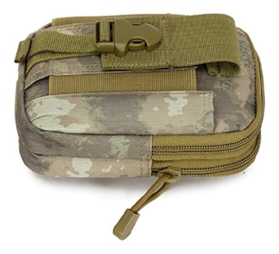 Bolsa Porta Treco Pochete Funcional Nylon Paintball Militar