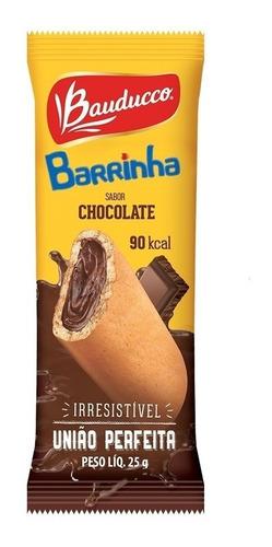 Barrinha Maxi Chocolate Bauducco 60 Unidades