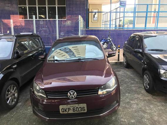 Volkswagen Voyage 1.6 Msi Evidence Total Flex I-motion 4p