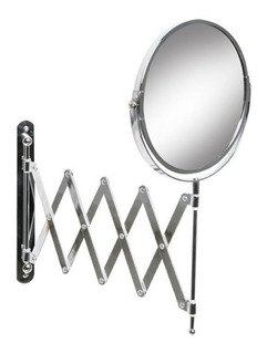 Espejo Extensible De Acero Inoxidable Aumento 3x