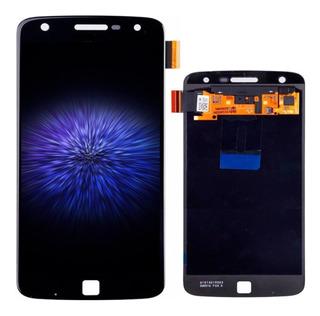 Tela Touch Display Lcd Moto Z Play Oled Xt1635 Preto