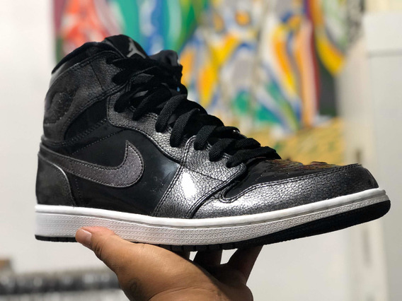 Air Jordan 1 Black Patent