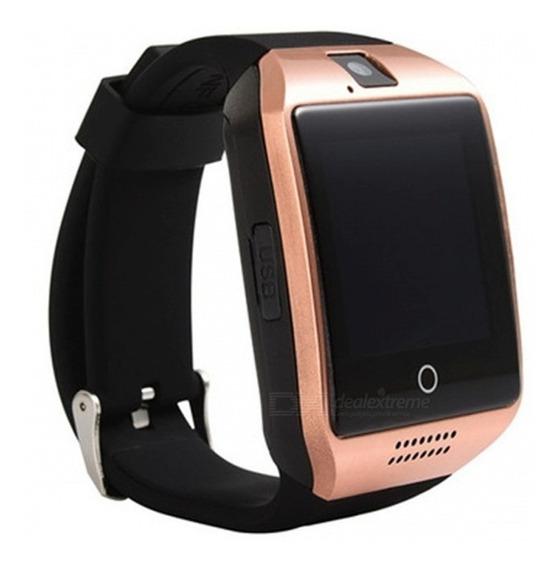 Reloj Celular Smart Watch Q18 Smasung Android Lg Ios