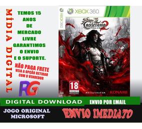 Castlevania: Lords Of Shadow 2 Mídia Digital Roraima Games