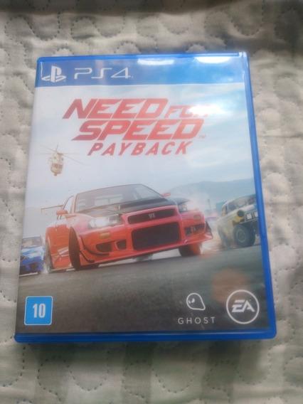 Jogo De Ps4 Nerd For Speed Playback