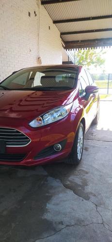 Ford Fiesta Kinetic Powershift