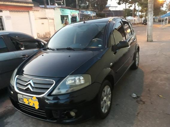Citroën C3 1.4 8v X-tr Flex 5p 2012