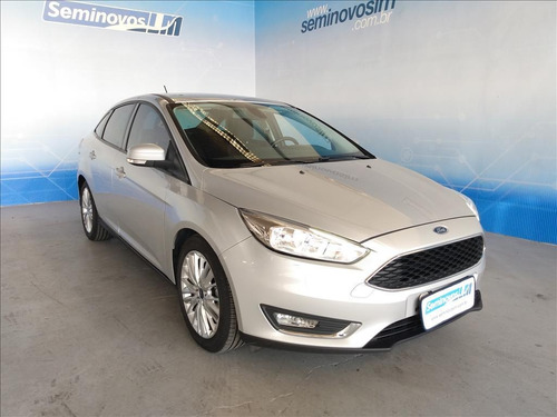 Focus 2.0 Se Fastback 16v Flex 4p Powershift