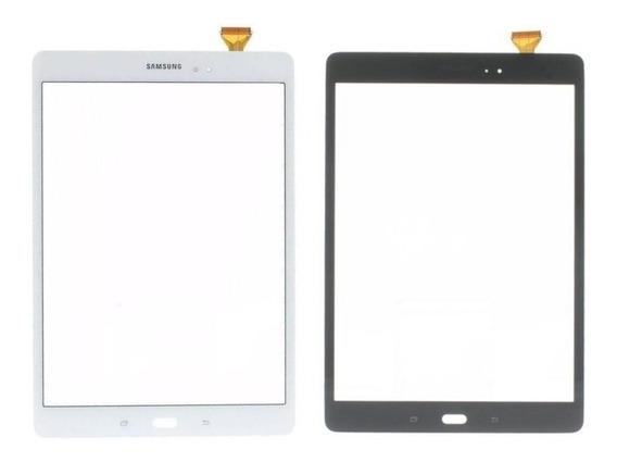 Vidro Touch Galaxy Tab A Sm-p555 P555m Tela Frontal Tablet