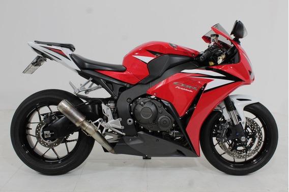 Honda Cbr 1000 Rr Fireblade 2012 Vermelha