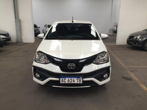 Toyota Etios Xls 5p 6mt Esp              Usado Mr