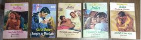 35 Livros Romance De Banca Julia Sabrina Diversos Frete Incl