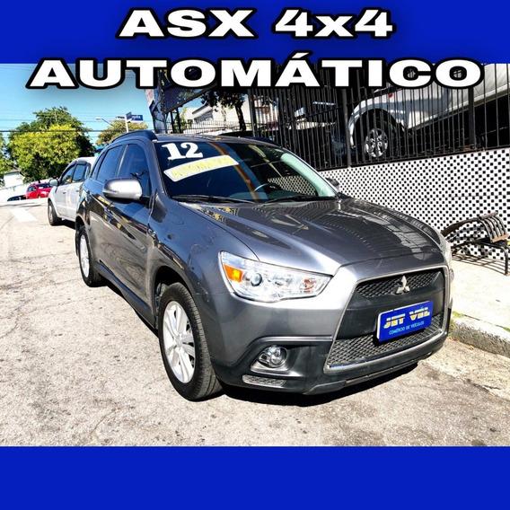 Asx 4x4 Automático 2012 / Aceito Troca E Financio Pelo Banco