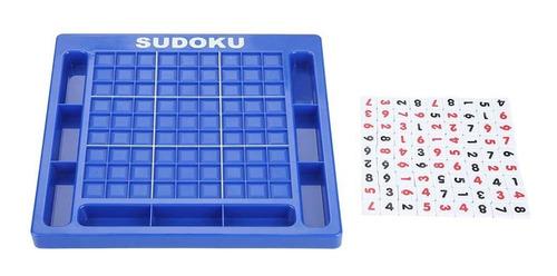 Sudoku Toy Sudoku De Madera Puzzle Número Cubos Juego De...