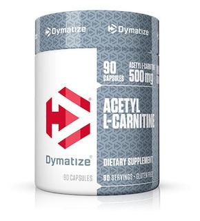 Dymatize Acetil L-carnitina (90 Cápsulas)