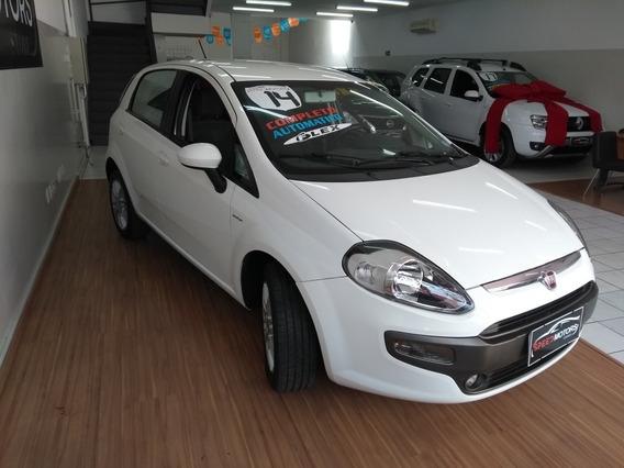 Fiat Punto 1.6 16v Essence Flex Dualogic 5p 2014