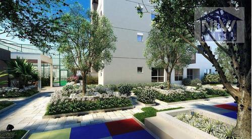Apartamento Com 2 Dormitórios À Venda, 49 M² Por R$ 298.700,00 - Penha - São Paulo/sp - Ap1230