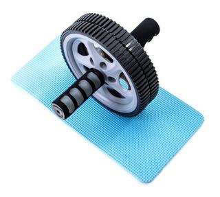 Roda De Abdominal E Lombrar - Wct Fitness