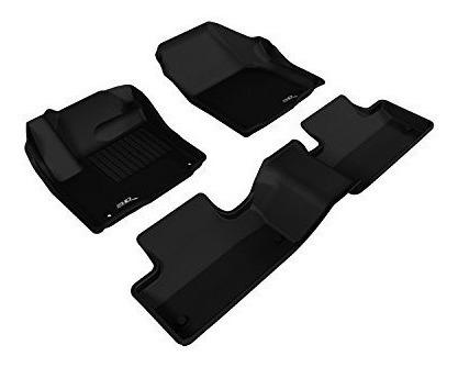 3d Maxpider All 2 Row Custom Fit Floor Mat Para Ciertos Mode