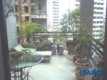 Imagem 1 de 15 de Apartamento - Real Parque  - Sp - 240336
