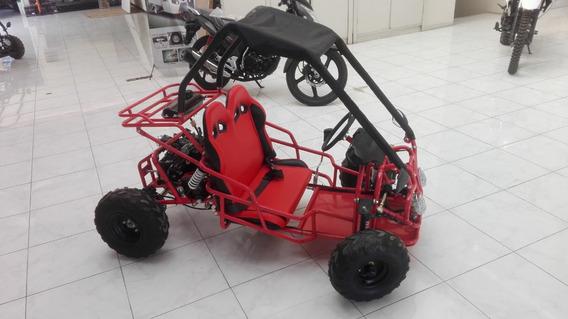 Mini Arenero 125cc Automatico Con Reversa Nuevo 2019