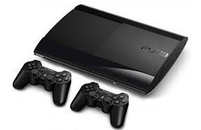 Ps3 Superslim 500gb Completo