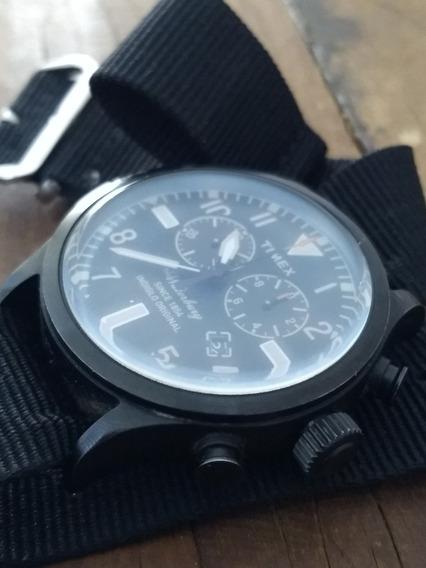 Timex Crono Waterbury Série Especial = Seiko Citizen Tissot