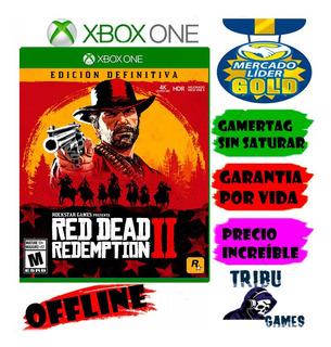 Red Dead Redemption 2definitiva /*xbox One*/ Offline