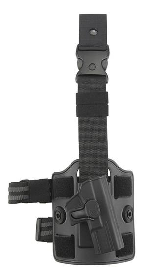 Combo Tactico Muslera+pistolera Nivel 2 Browning Hp - Precio