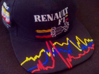 Gorra F1 Formula1 Renault Champions Cachucha No En Tiendas
