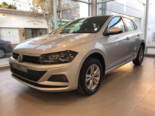 Volkswagen Polo 1.6 Msi Trendline Entrega Febrero Cuotas Je