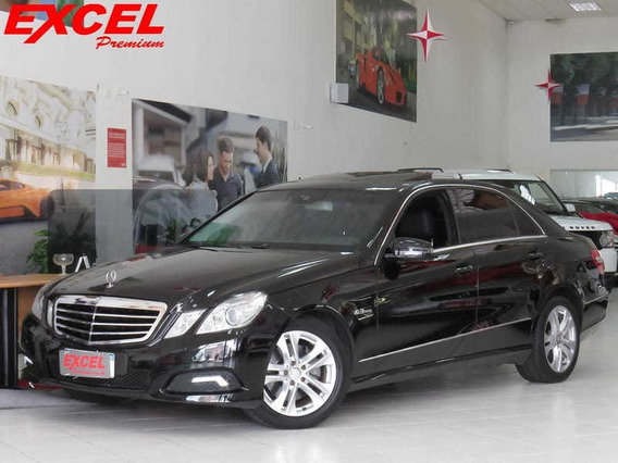Mercedes-benz E 350 Avantgarde 3.5 V-6 4p Blindadon3