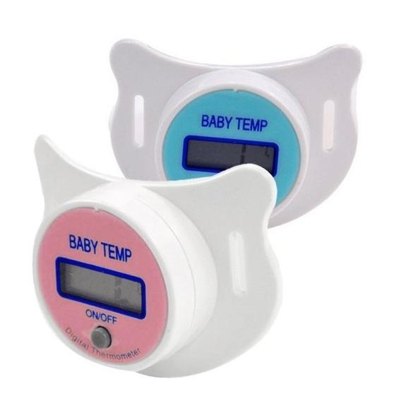 Termometro Digital Chupeta Lindo E Prático