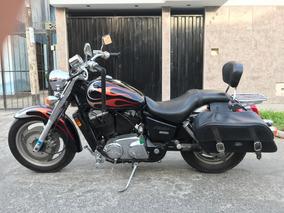 Moto Honda Shadow 2012