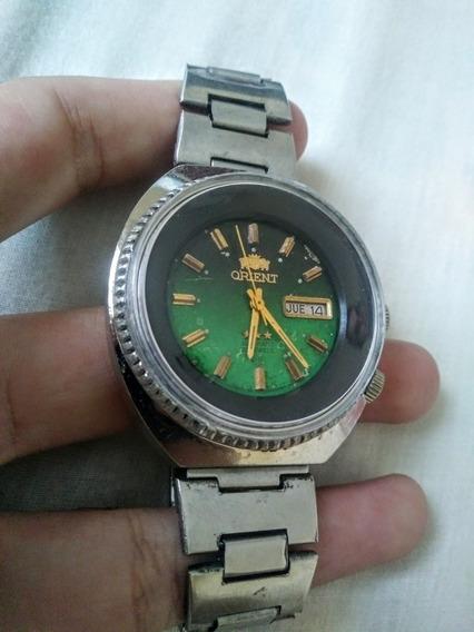 Relógio Orient Kd Antigo, Funcionando Perfeitamente Confira!