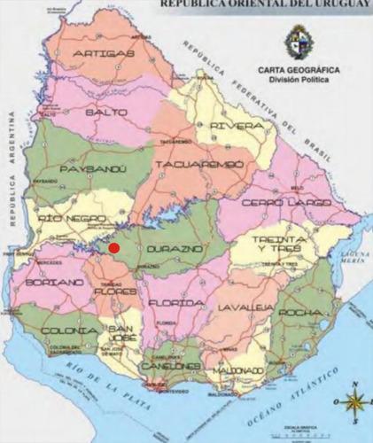 2053 Has Durazno - Zona Oeste - Casco - Coneat  88