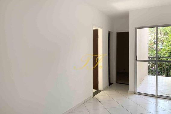 Apartamento Com 1 Dormitório Para Alugar, 54 M² Por R$ 750,00/mês - Jardim Dourado - Guarulhos/sp - Ap0114