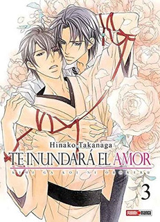 Te Inundara El Amor Tomo 3 Manga Yaoi