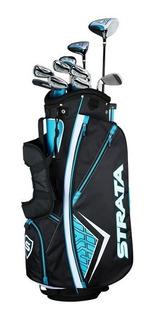 Rieragolf Set Completo Golf Mujer Callaway Strata Plus