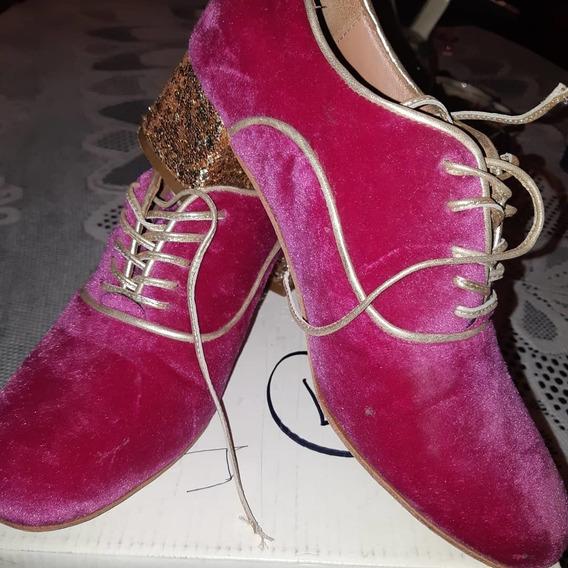 Zapato Dama Glitter