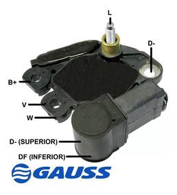 Regulador De Voltagem Corsa, Doblo, Meriva, Celta, Eco Sport