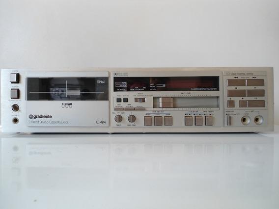 Gradiente C-484, Tape Deck
