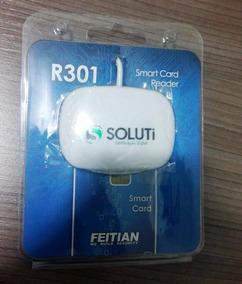 Leitor De Smartcard ( Certificado Digital )