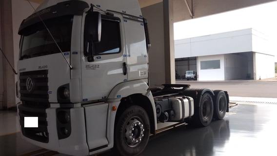 Vw 25-420 6x2-aano 2015 Preço 178.000,00*automát*