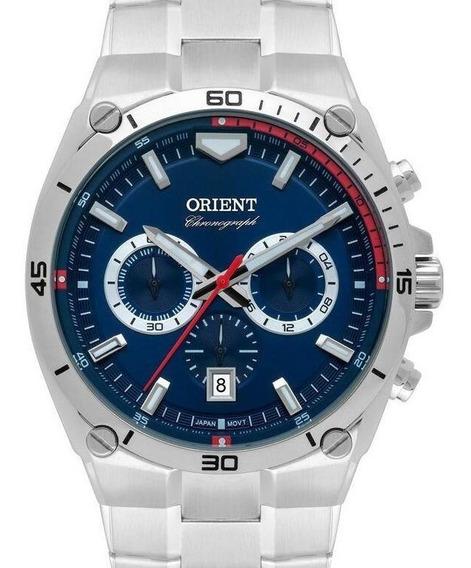 Relógio Orient Masculino Cronografo Mbssc205 D1sx