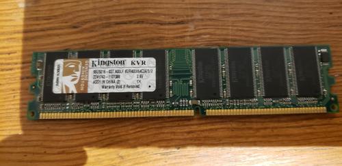 Memoria Kingston Kvr400x64c3a/512